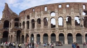 Colisee exterieur