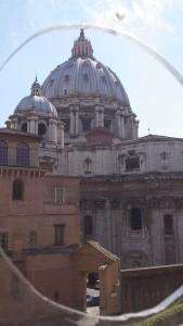 Musee du Vatican exterieur